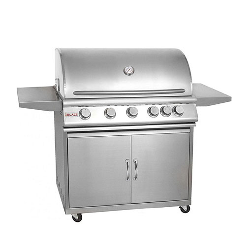 Blaze 40 On Cart Grill N Propane