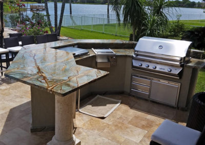 Custom Outdoor Kitchens