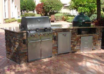 Grill n Propane Outdoor Kitchens