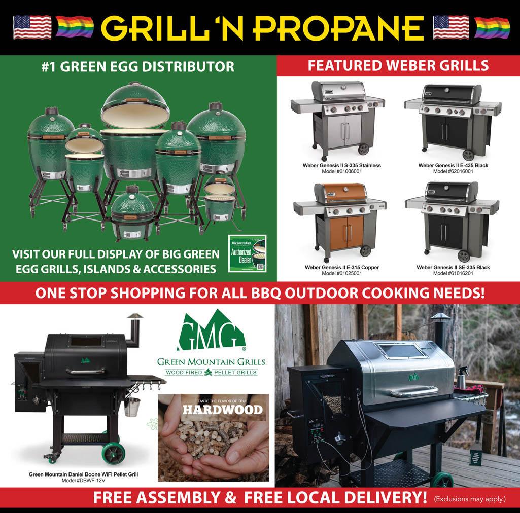Grill N Propane | Grill n Propane